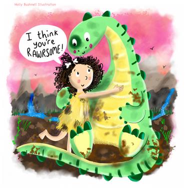 Prehistoric Friends