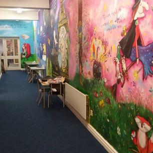 Infant Corridor