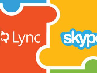 networks etcetera uses Microsoft Lync