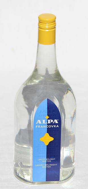 Bottle Alpa Muscle Joint Nerve Pain Reliever