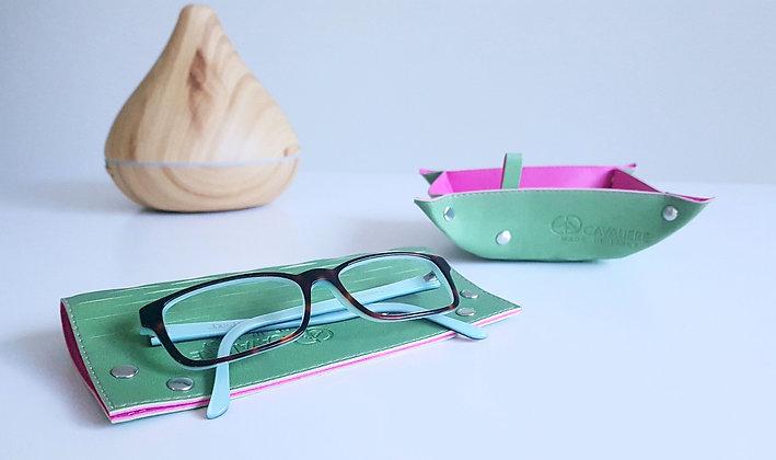Glasses Case/ Empty Pocket Tray
