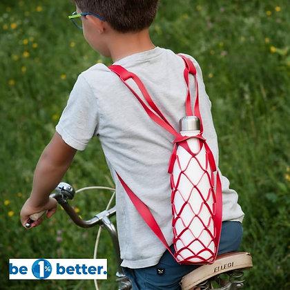 Customized Backpack Cross Body Bottle Bag