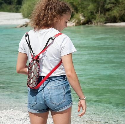 Backpack Cross Body Bottle Bag