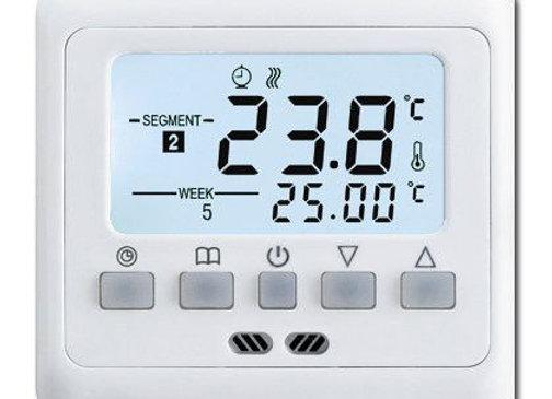 Цифровой программируемый терморегулятор Set 08 на 30 ампер