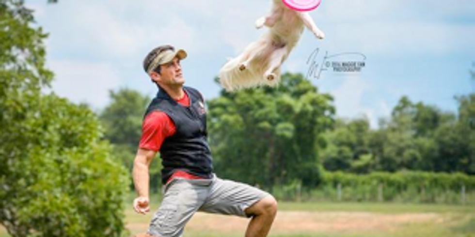 Southeast Disc Dog Golf Tournament