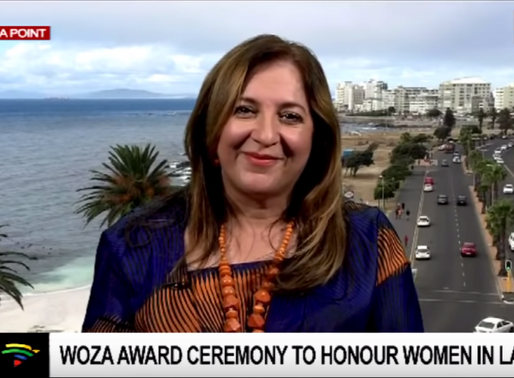 YouTube:WOZA awards to honour women in law