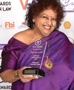 Women in law recognised