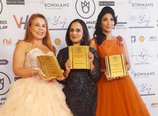 Women in law shine at Woza awards