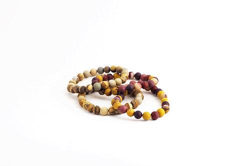 Le bracelet de jaspe