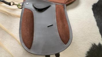 Equi Neu saddle pad - Suede