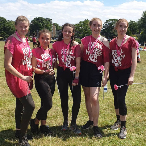 GB Pretty Muddy Run