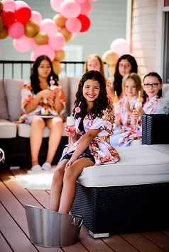 Birthday parties for girls