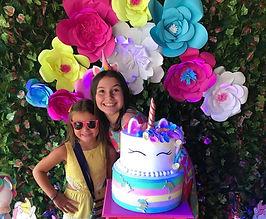 Unicorn party, unicorn birthday, unicorn cake, kid parties
