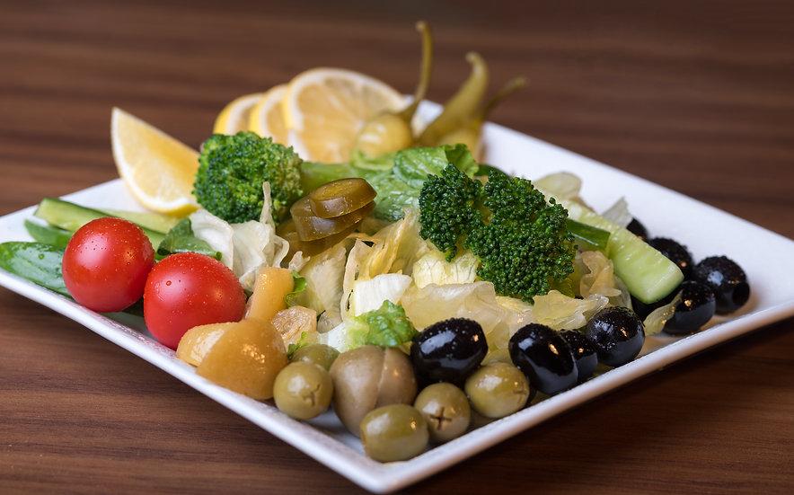 Karachi Zaitooni Salad (V)