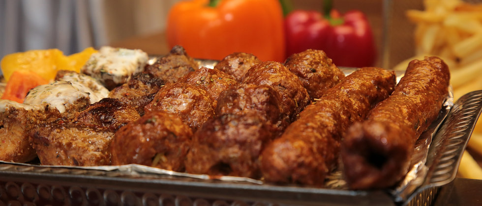 Mutton Mix Grill