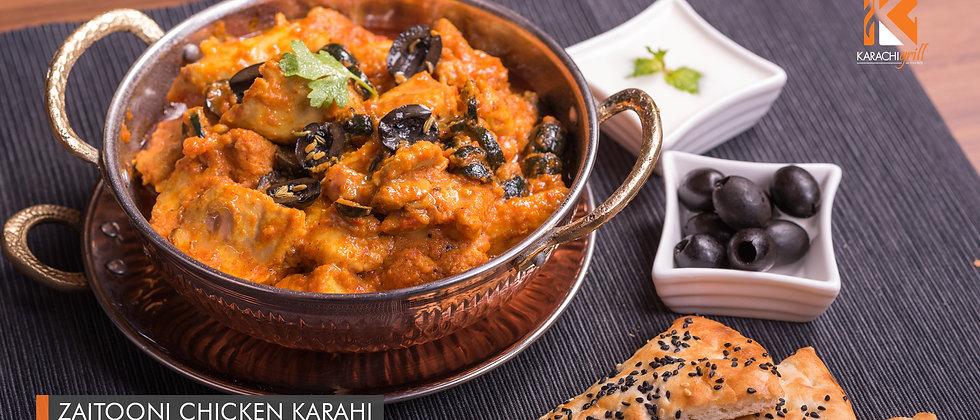 Zaitooni Chicken Karahi