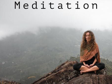 Meditation für zu Hause