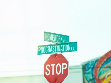 Prokrastination stoppen