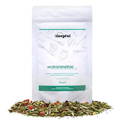 Tee-set: Morgenenergie plus Einschlafrituale