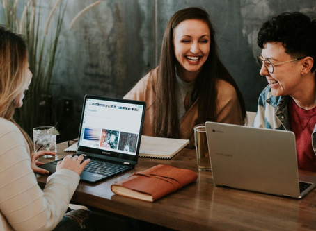 5 Tipps um gute Beziehungen am Arbeitsplatz zu pflegen