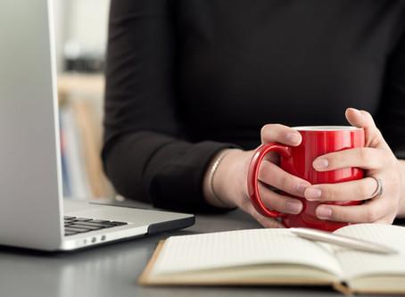 Fünf Entspannungsübungen für den Arbeitsalltag