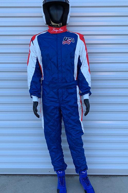 Brave FIA 3 Layer Pro Driver Suit