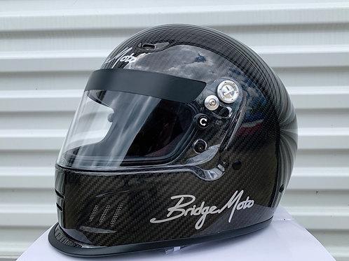 Carbonite SA2020 Carbon Fiber Helmet