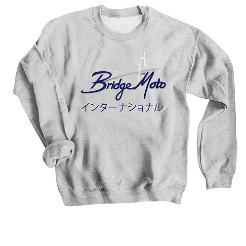 BridgeMoto Sweater