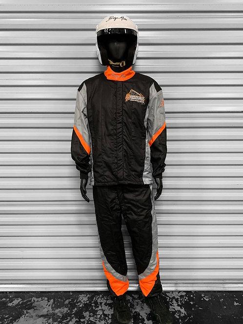 Custom 2-Piece Race Suit