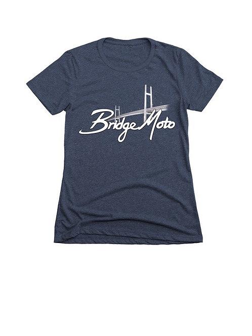 Ladies BridgeMoto Tee