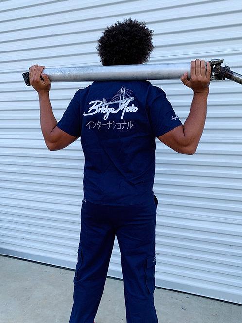 BridgeMoto Chief Mechanic Shirt