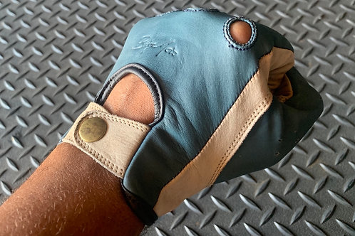 Panorama Leather Touring Gloves