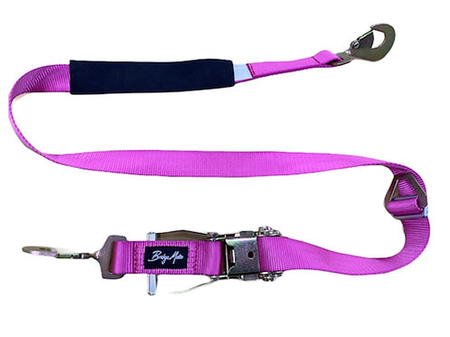Ratchet Tie Down Strap WITH AXLE STRAP