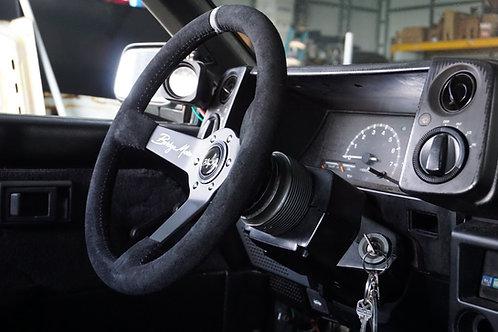 JGTC Race-Spec Steering Wheel