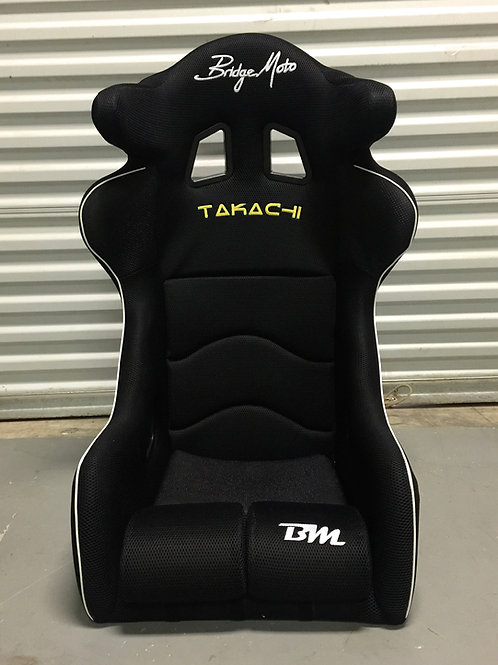 Carbon Fiber FIA Takachi Seat