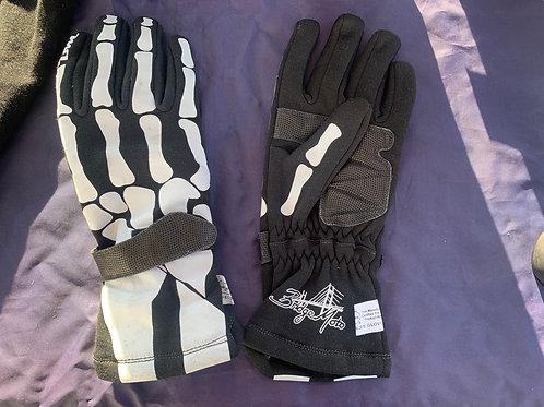 3XL (XXXL) SFI Skeletor gloves