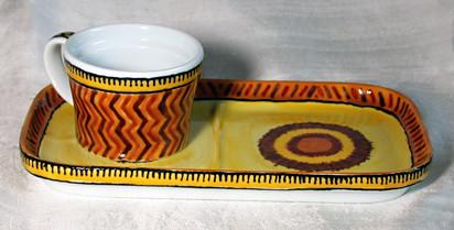 Tasse africaine