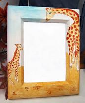 cadre giraffes
