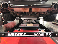 Wildfire Lifts WF4500A & WF4500M Bridge