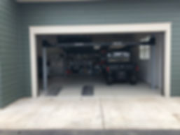 Double Wide Car Lift Residential Garage