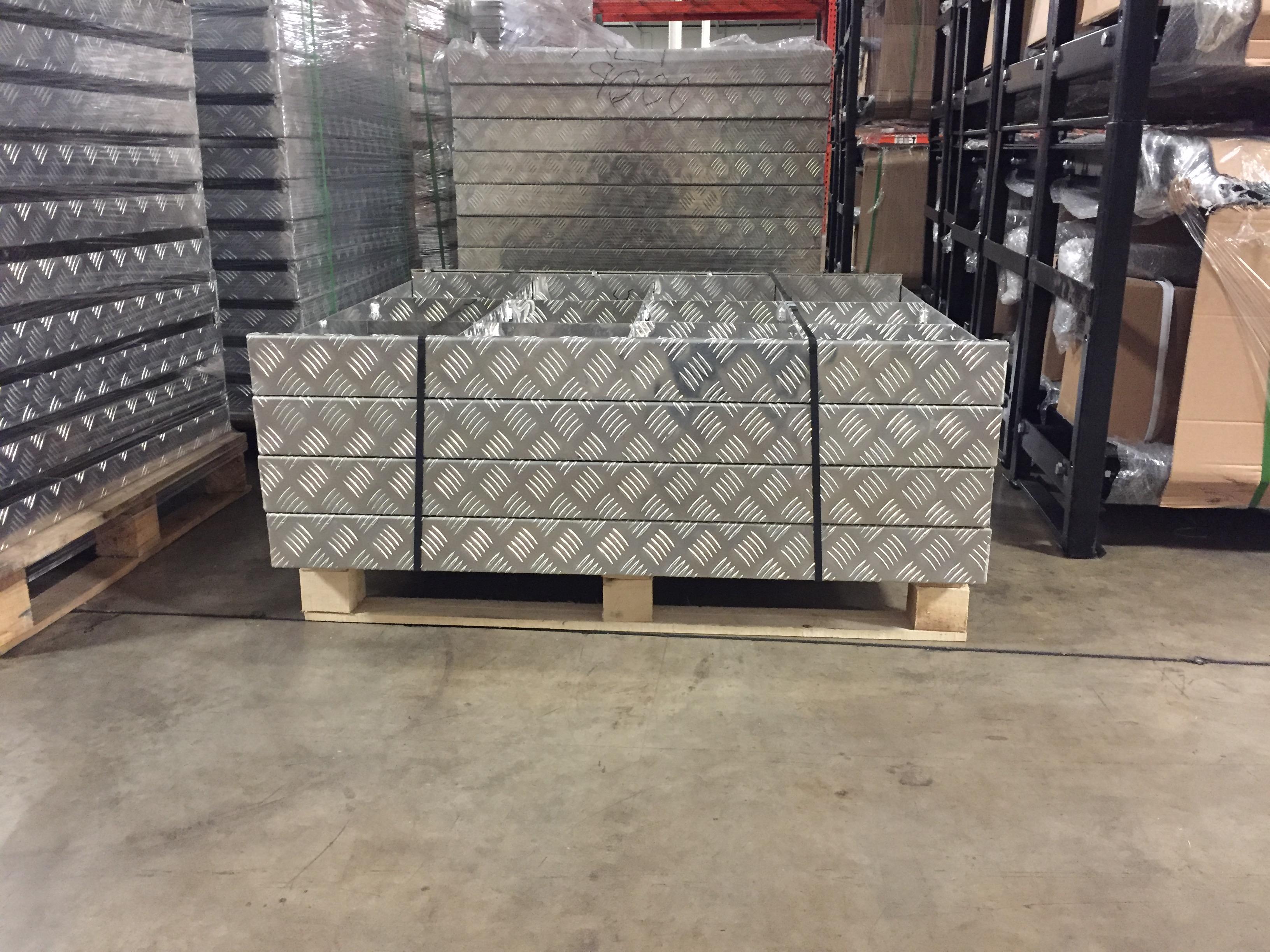 Full Aluminum Insert Set