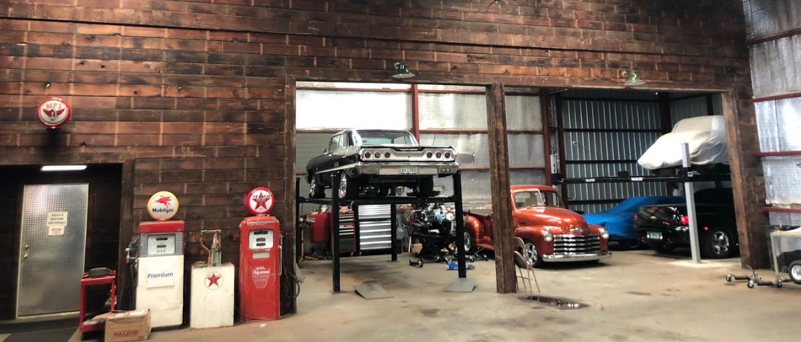 Wildfire_Lifts_Double_Wide_Car_Lift_In_B