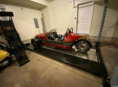 Vanderhall_on_Wildfire_4_Post_Car_Lift.p