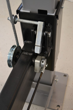 Double Locking Mechanism (Cable Slack Lock)