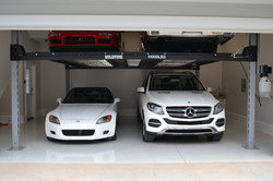 2 Cars Up & 1 Car & 1 SUV Under
