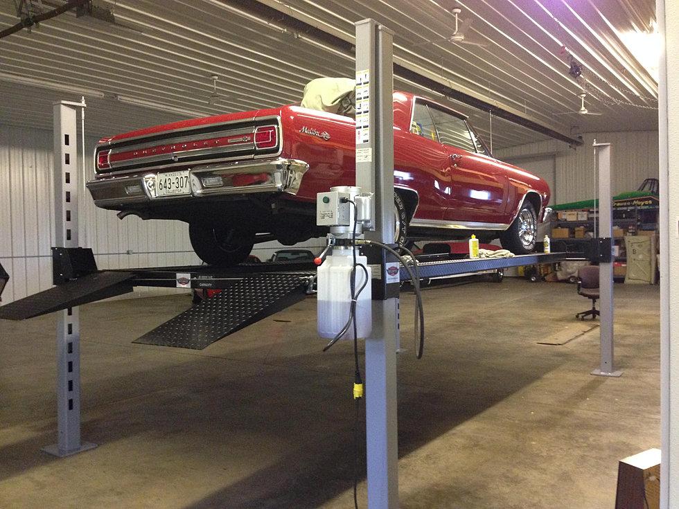4 Post Car Lifts: Safest, Highest Quality On The Market