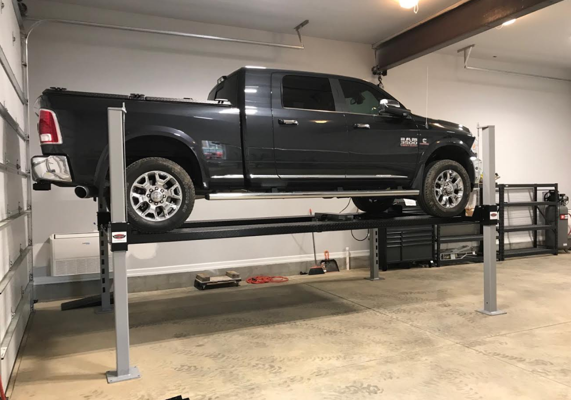 Wildfire XLT Car Lift