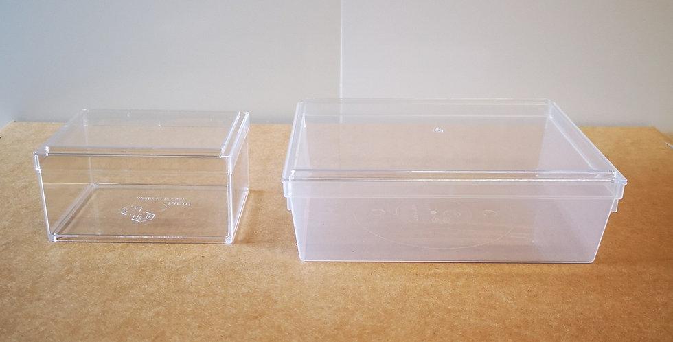 Boîte à section