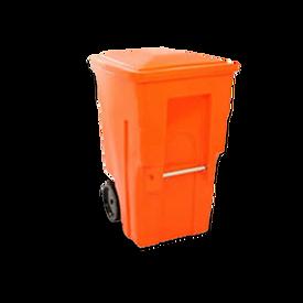 Container de Polietileno para coleta de resíduos