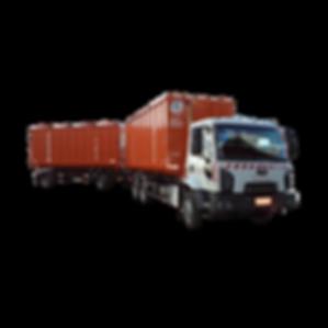 Caminhão Roll On Roll Off com Julieta para coleta e transporte de  grandes volumes de resíduos indusriais em clientes urbanos ou resíduos urbanos em prefeituras